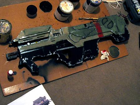Spartan Laser Halo 3 Man's Halo 3 Spartan Laser