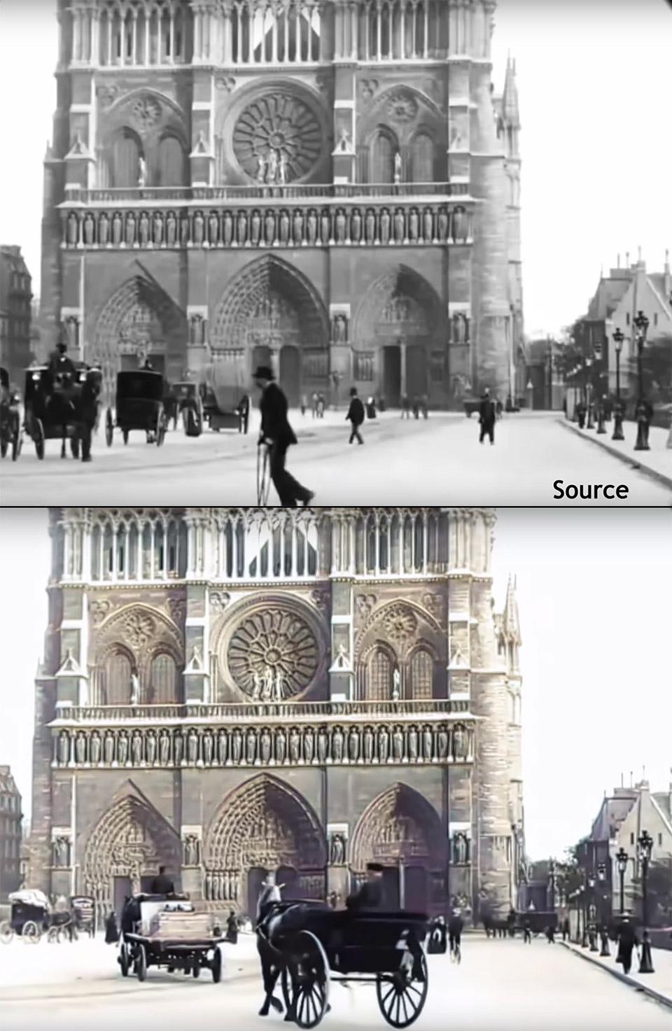 A Trip Through Paris AI Neural Network