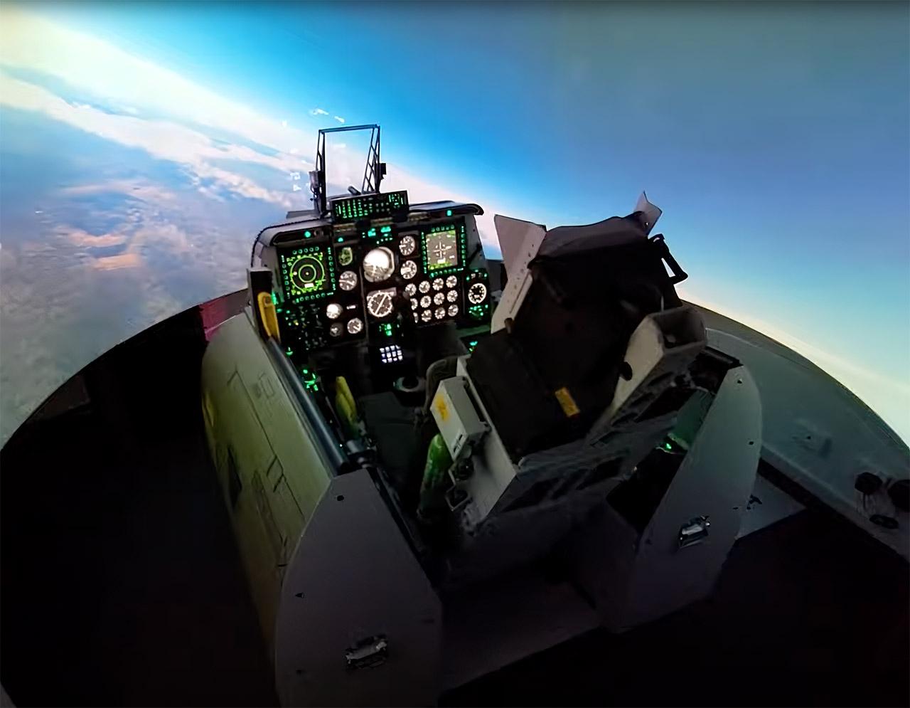 A-10 Warthog Home Flight Simulator