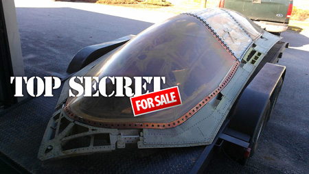 Guy Obtains Canopy from Top Secret A-12 Avenger II Jet Puts it on eBay for $600000 & Guy Obtains Canopy from Top Secret A-12 Avenger II Jet Puts it on ...