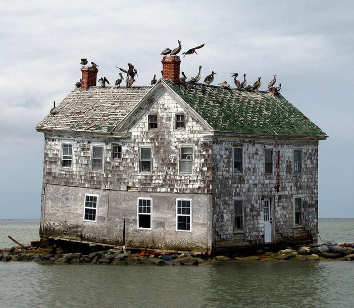 Abandoned Homes Nature