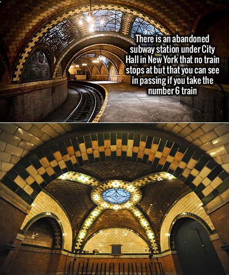 Abandoned NYC Subway