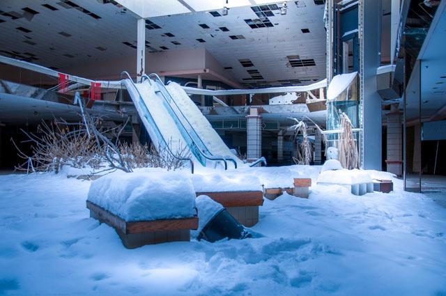 Abandoned Shopping Mall