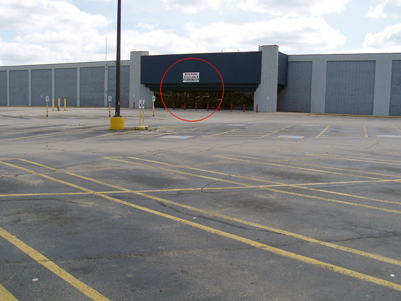 Abandoned Walmart