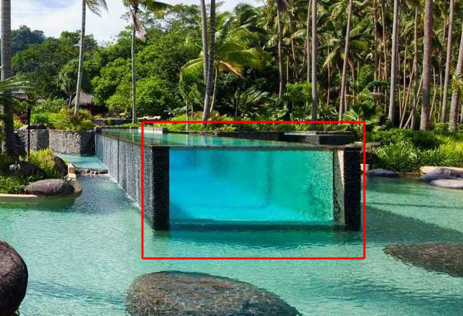 Laucala Island Resort Pool