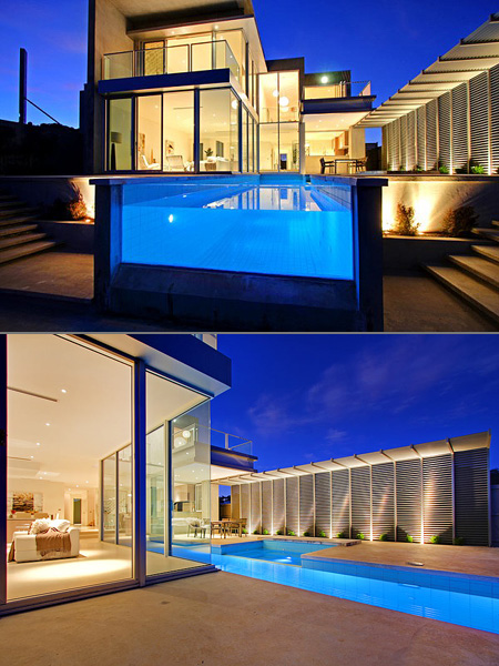 Stunning Home In Australia Has An Above Ground Pool