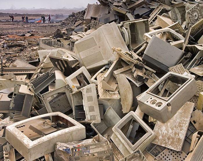 Digital Dumping Ground