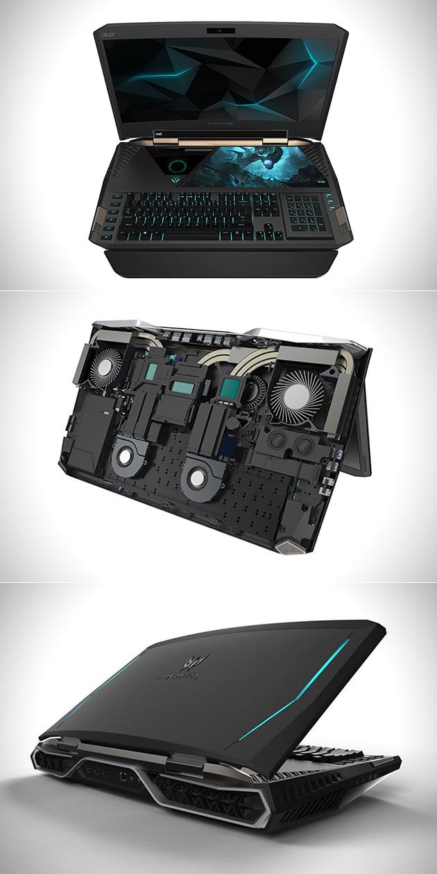 Acer 21 X Gaming Laptop