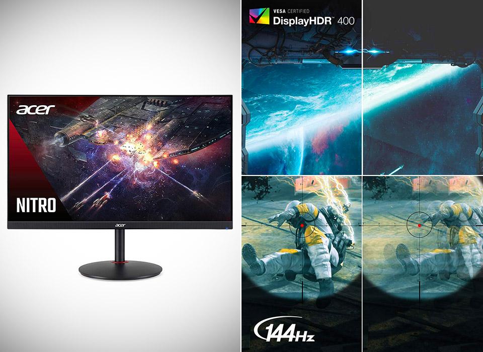Acer Nitro XV272U 27 Monitor