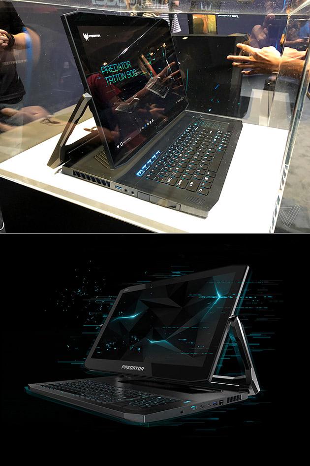 Acer Predator 900 Triton Gaming Laptop