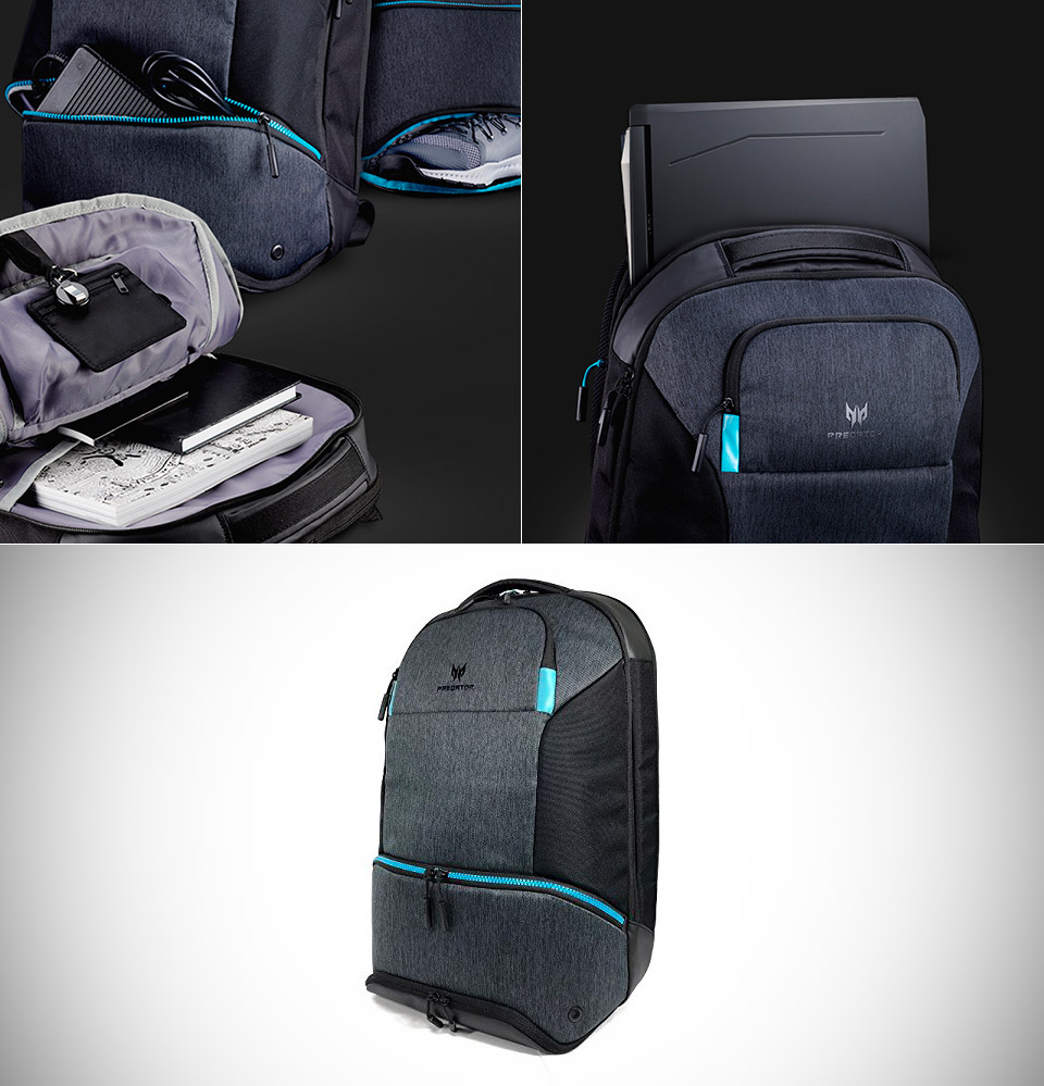 Acer Predator Gaming Hybrid Backpack