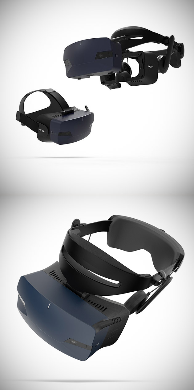 Acer OJO 500 Windows Mixed Reality Headset