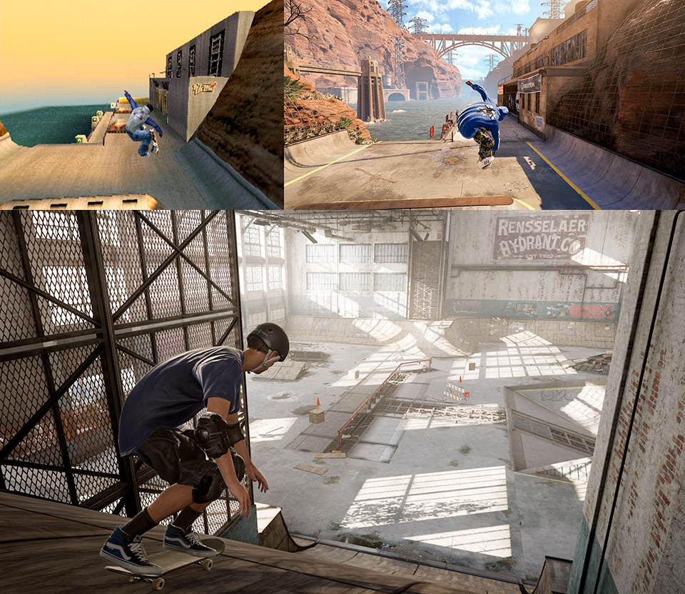 Activision Tony Hawk's Pro Skater Remastered