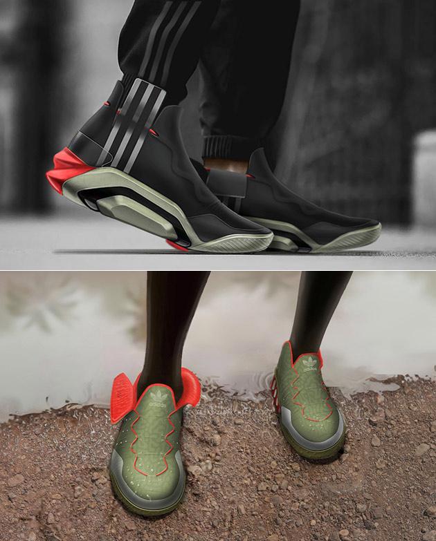 Adidas Flytrap Sneakers