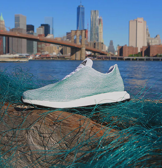 Adidas Ocean Trash Shoes
