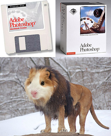 Adobe Photoshop First