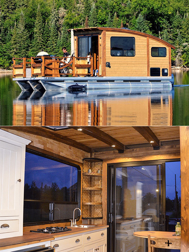 Adventure Houseboat