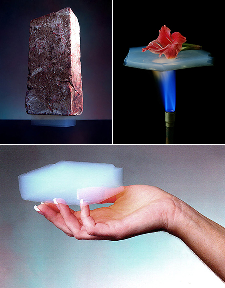 5 Mind Bending Videos Of Aerogel The World S Lightest