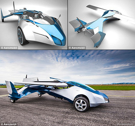Street Legal Flying Car
