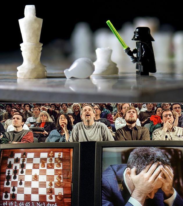 AI AlphaZero Chess