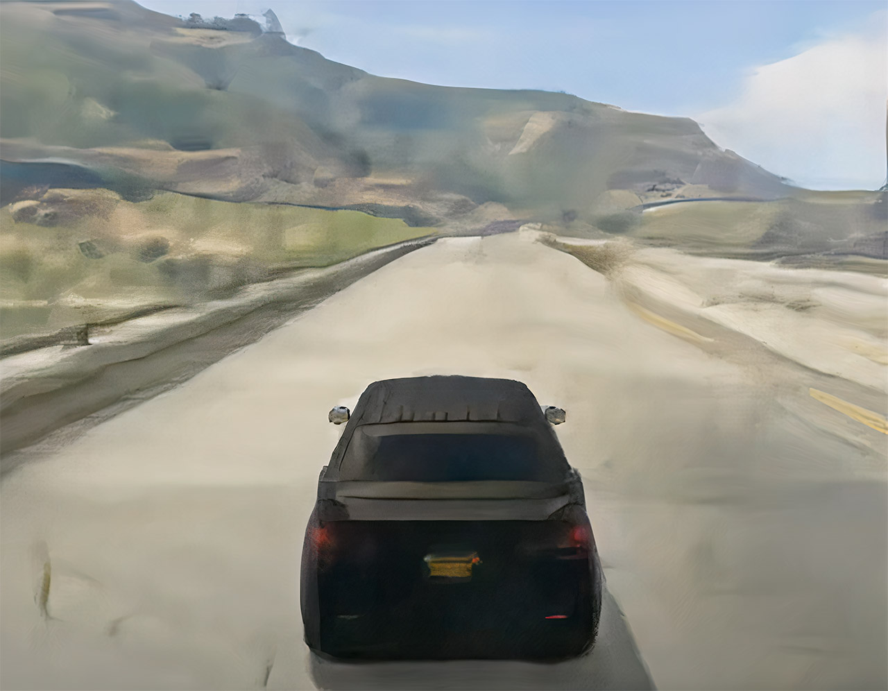 AI Neural Network GTA V GAN Theft Auto