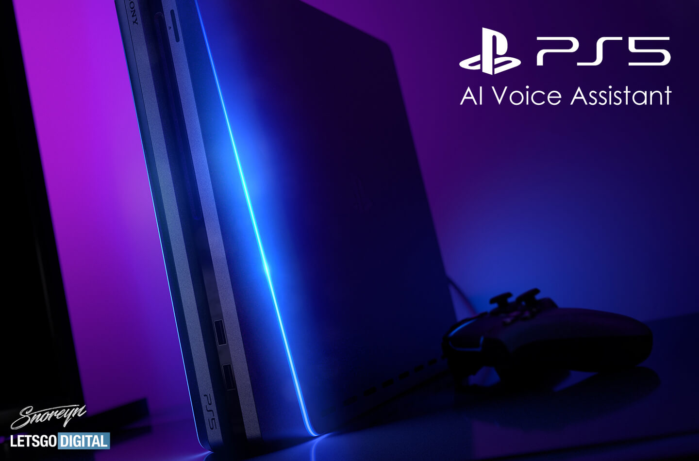 AI Sony PS5 Voice Assistant Ellie