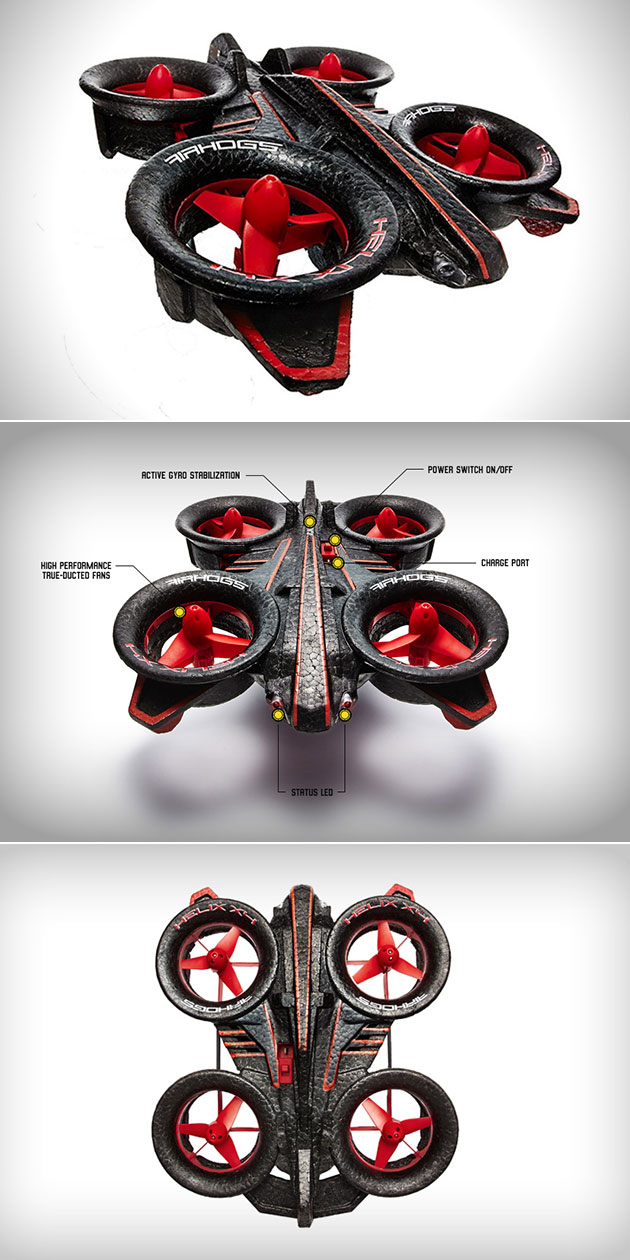 Air Hogs Helix X4