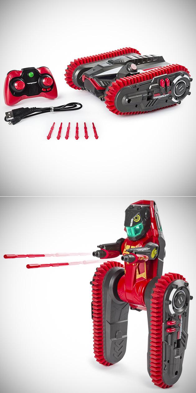 Air Hogs Robo Trax Tank