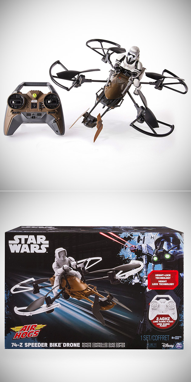 Air Hogs Speeder Bike