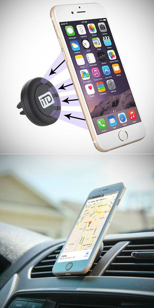 Air Vent Smartphone Mount