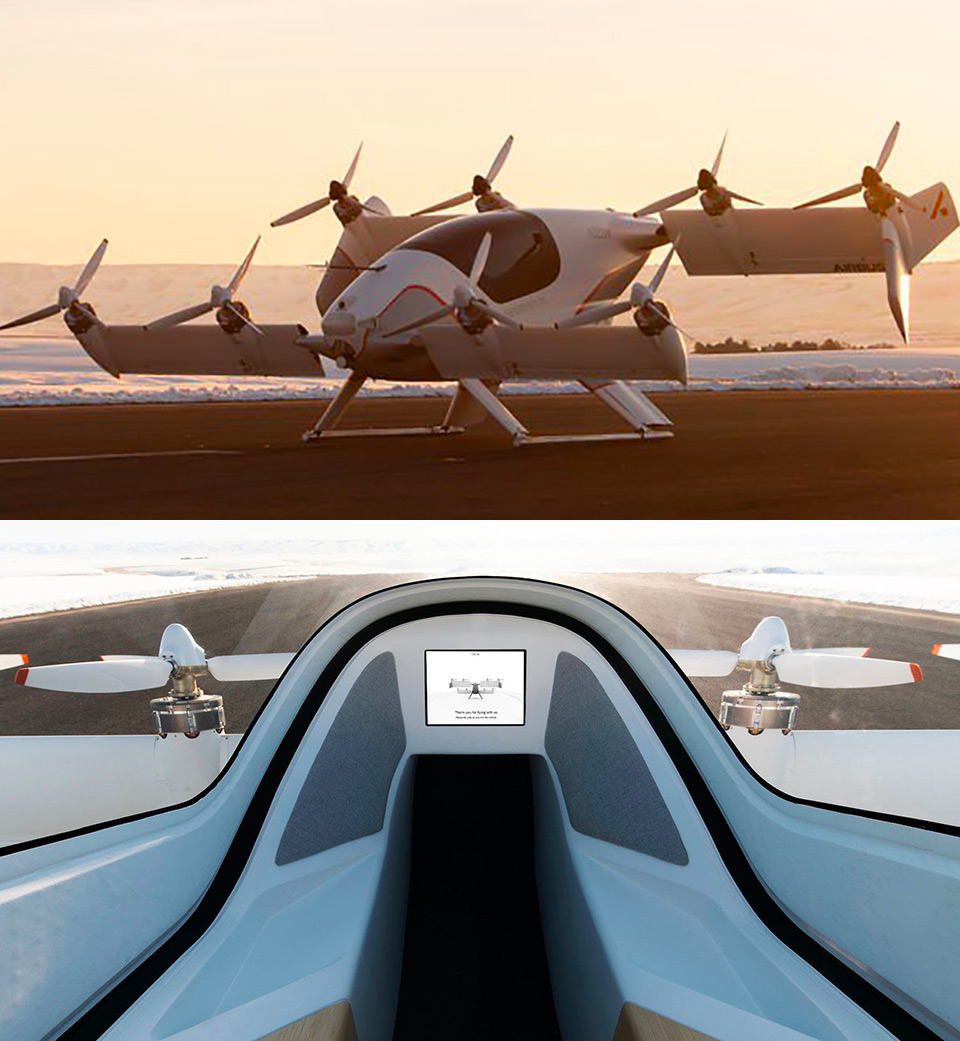 Airbus Alpha Two Flying Taxi