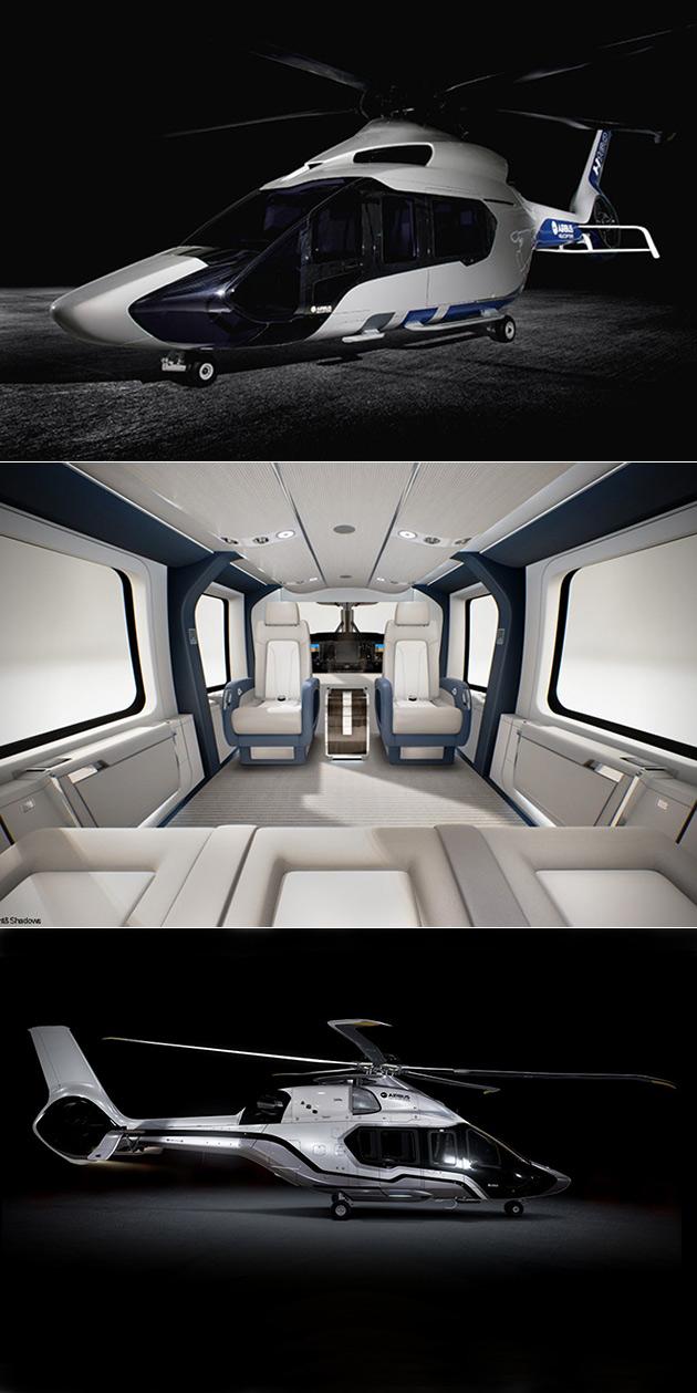 Airbus H160 VIP