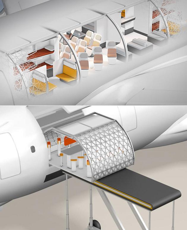 Airbus Modular Plane