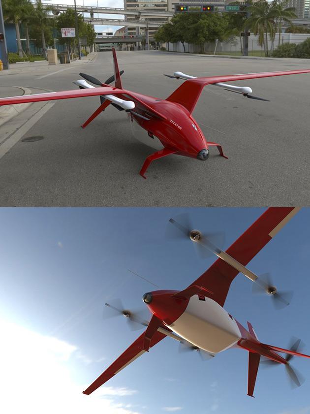 Airbus Zelator-28 Drone