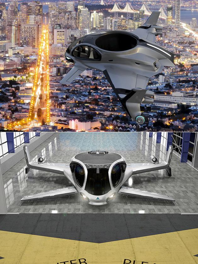 AirisOne Personal Aircraft