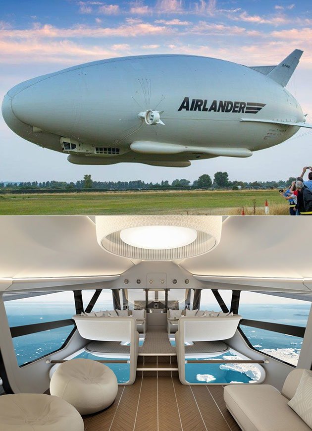 Airlander 10 Largest Aircraft