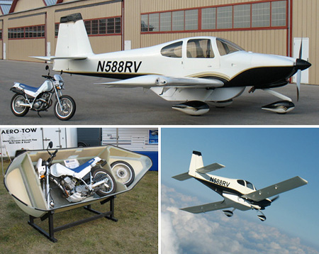 Airplane Motorcycle