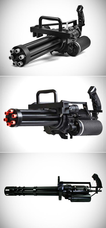 Airsoft Minigun