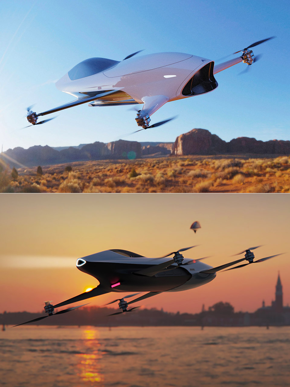 Airspeeder Flying Electric Vehicle