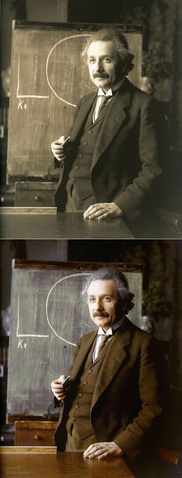 Albert Einstein Office