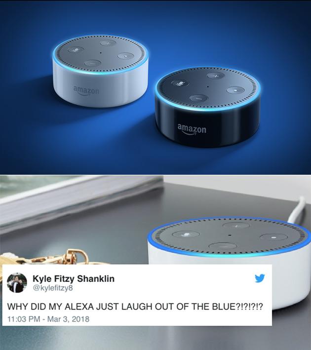 Alexa Laughing