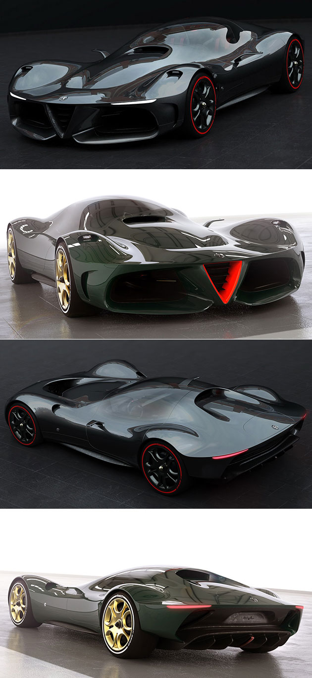 Alfa GTL Series Evo