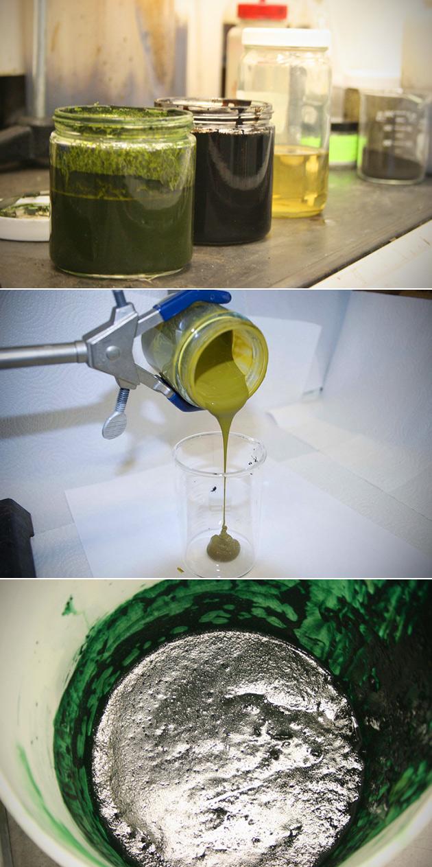 Algae Into Crude