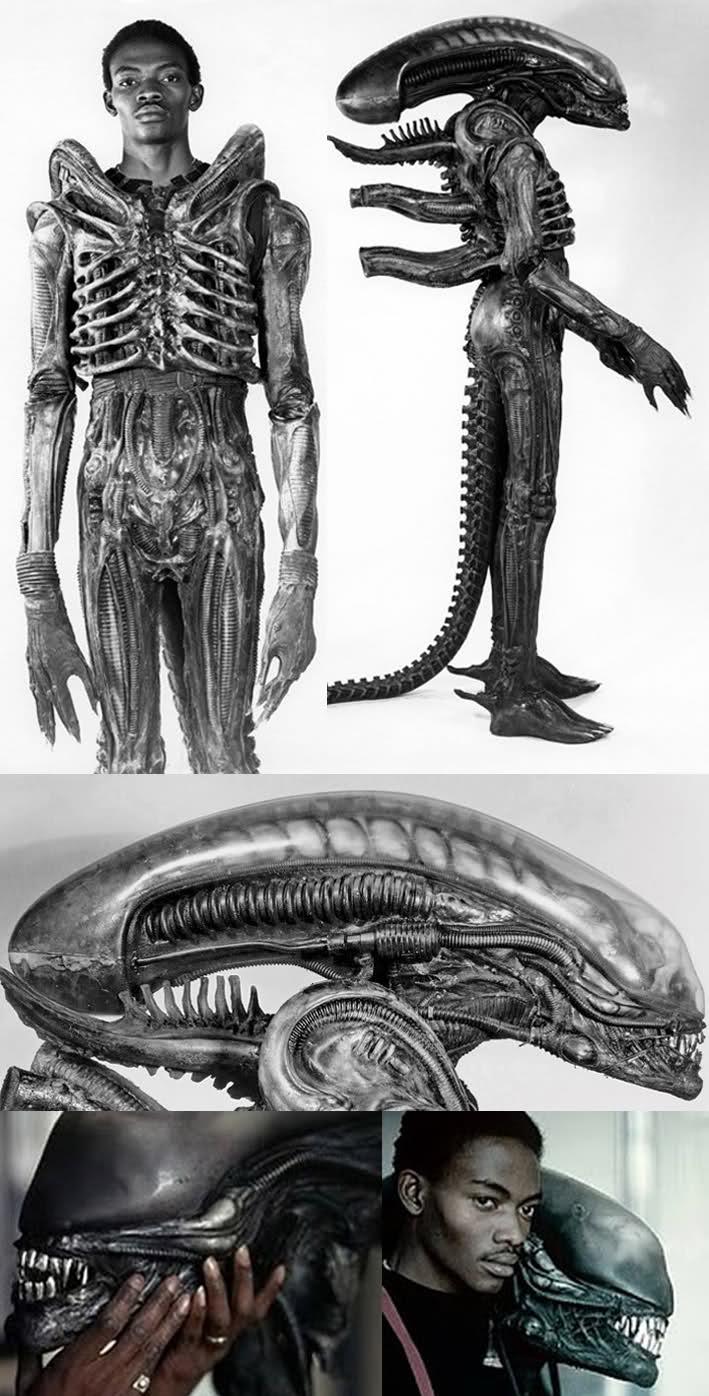 Alien Actor