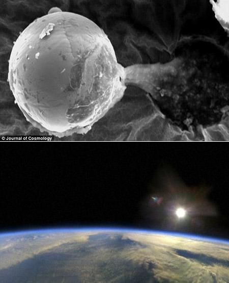Alien Orbs