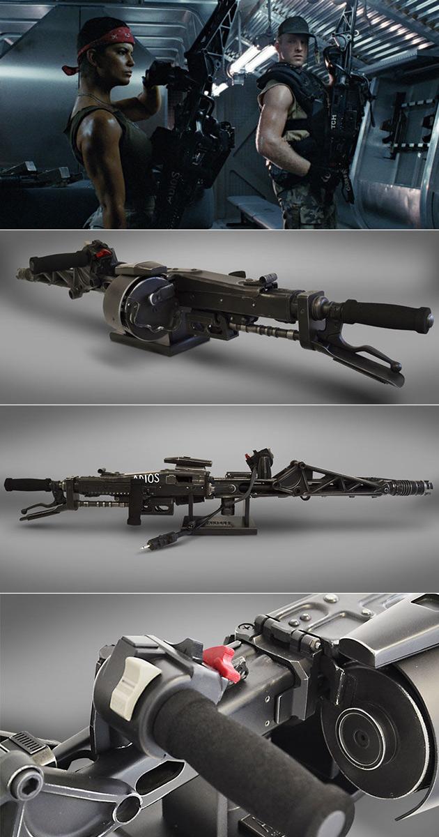 Aliens M56 Smart Gun