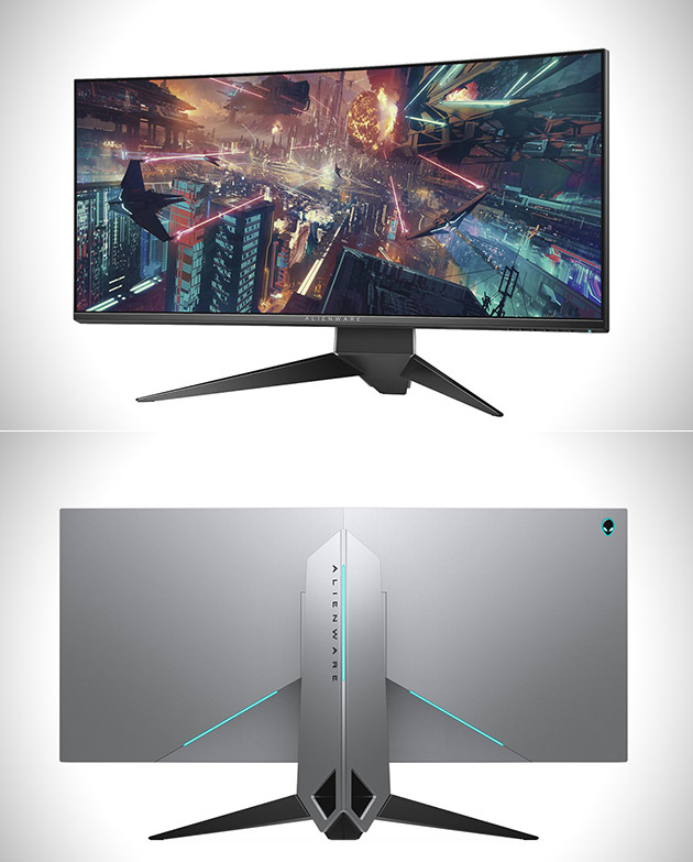 Alienware 34 Curved Monitor