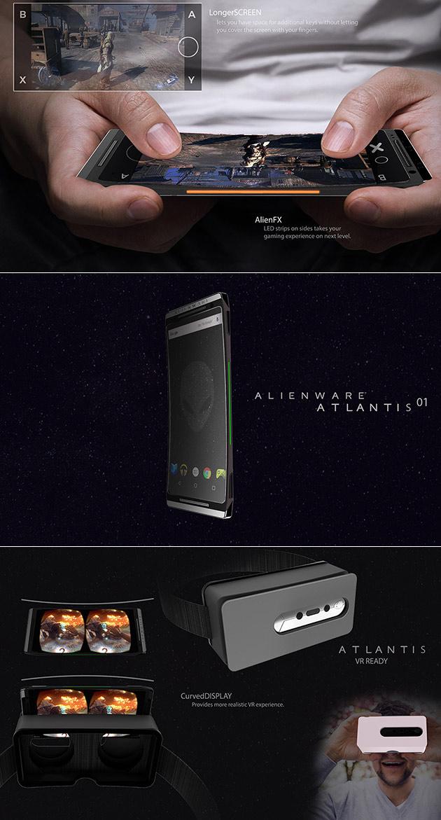 Alienware Atlantis