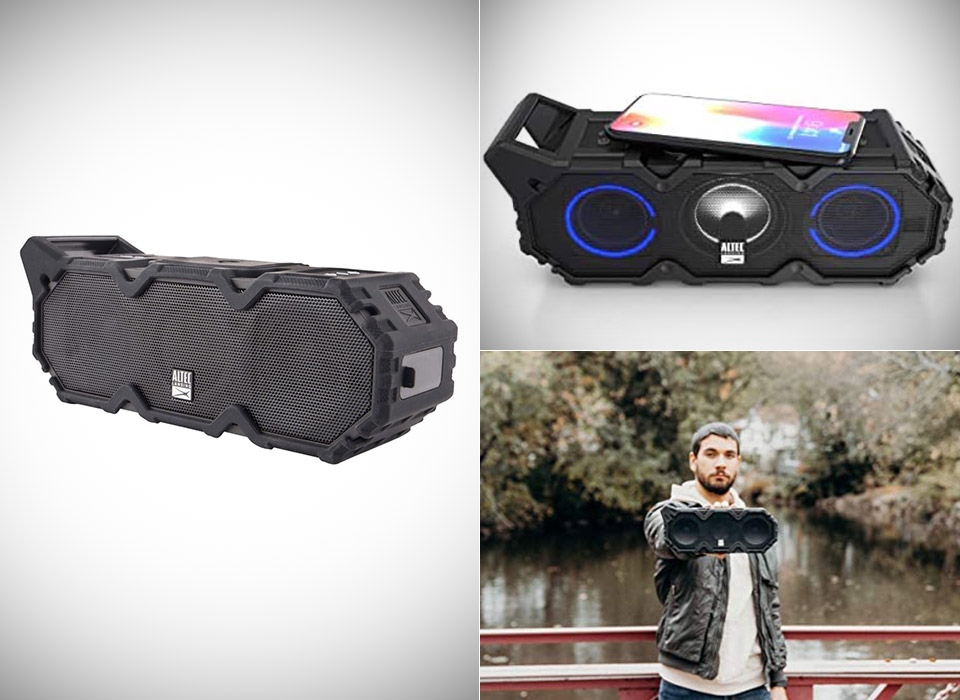 Altec Lansing LifeJacket XL Jolt Speaker