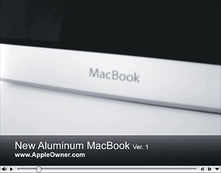 Aluminum MacBook